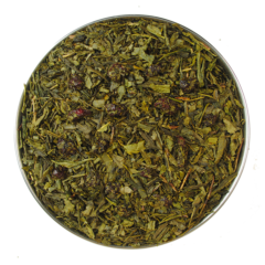 Japanese Cherry Sencha Green Tea (No.8)