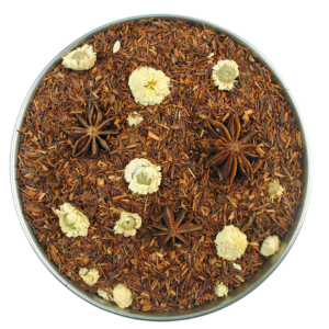 a rooibos tea with vanilla and cinnamon