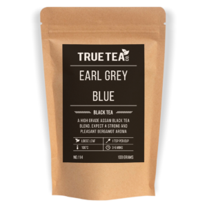 Earl Grey Blue Black Tea (No.114)