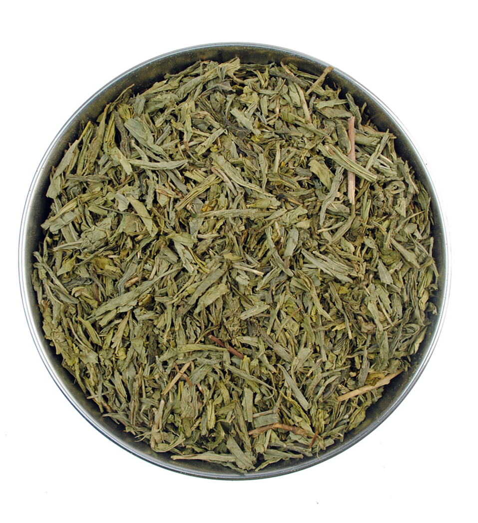 Image of China Green Tea Decaffeinated product packaging