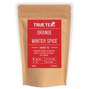 Orange Winter Spice Rooibos Tea (No.608)