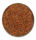A rooibos tea with orange flavouring and safflowers