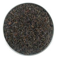 Aerial view of Lapsang Souchong Black Tea by True Tea Company