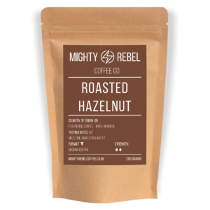 Roasted Hazelnut Flavour Coffee