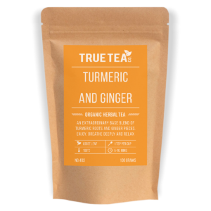 Turmeric & Ginger Ayurvedic Tea (No.403)