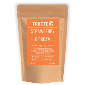 Strawberry and Cream Fruit Tea (No.503)