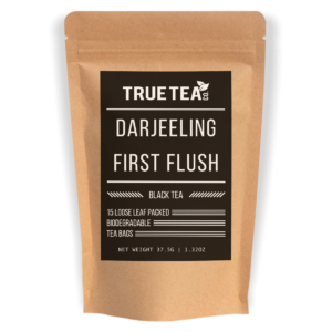 DARJEELING FIRST FLUSH  – TEA BAGS