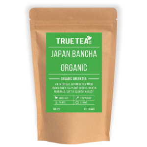 Japan Bancha Organic Green Tea (No.122)