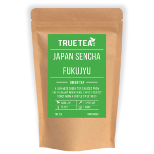 Japanese Fukujyu Green Tea Packet