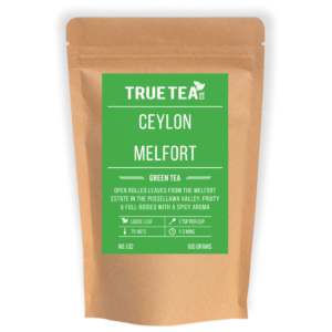 Ceylon Melfort Green Tea by True Tea Co.